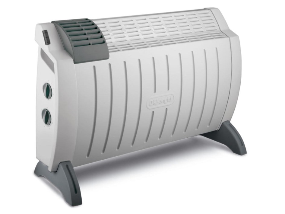 Delonghi HCO 420 F, il termoconvettore per tutti gli ambienti